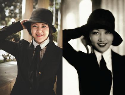 Jacky Jung (정유진) as Anna May Wong