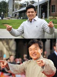 Corey Pham as Jackie Chan
