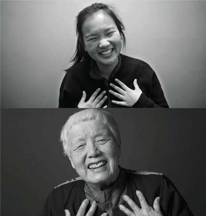 Amanda Chau as Grace Lee Boggs