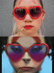 Jamie Sung (宋家綺; song jia qi) as Noodle from Gorillaz