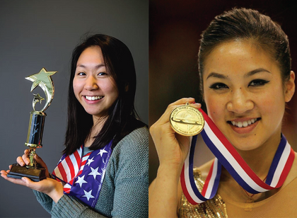 Christine Ly as Michelle Kwan