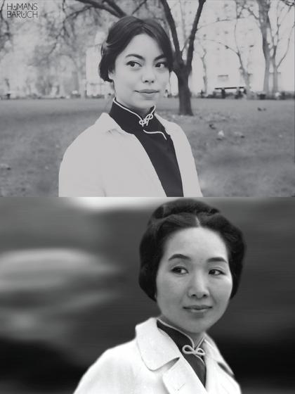 Hannah Yokoji as Michi Weglyn