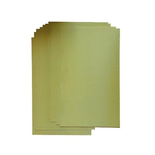 "18PCS Ballistic Kevlar UD Fabric 10""x14"""
