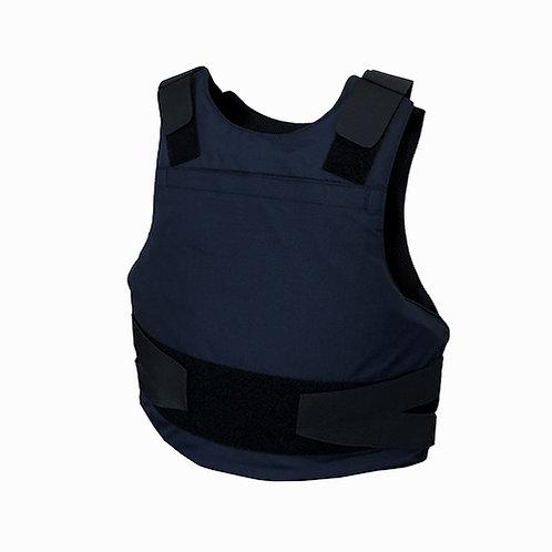 Certified Dark Navy Blue Kevlar Bulletproof Vest SKVC-01BLU