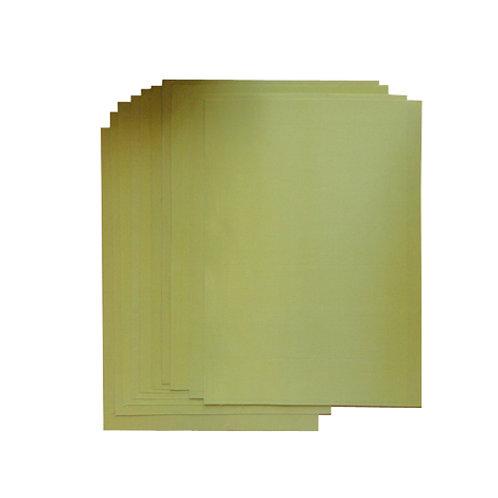 "12PCS Ballistic Kevlar UD Fabric 10""x12"""
