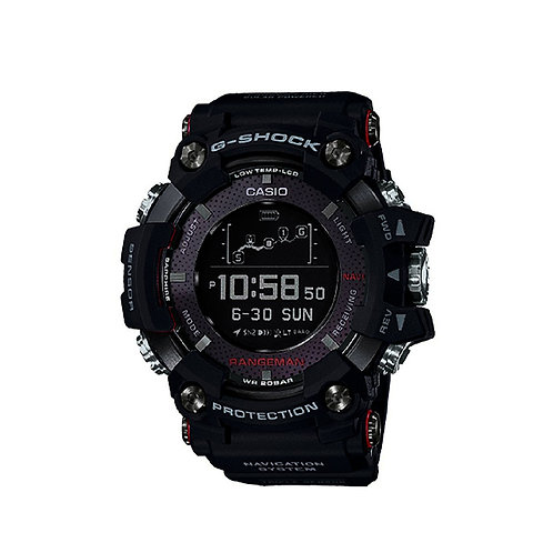 PREMIER G-Shock Rangeman Solar GPS