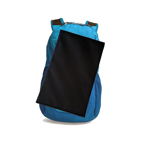 "11""x15"" Kevlar Bulletproof Ballistic Backpack Panel w/ Cover Case"