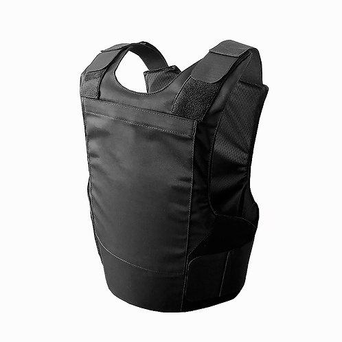 Gen 3 UHMWPE Black Stabproof + Bulletproof Vest SPV06