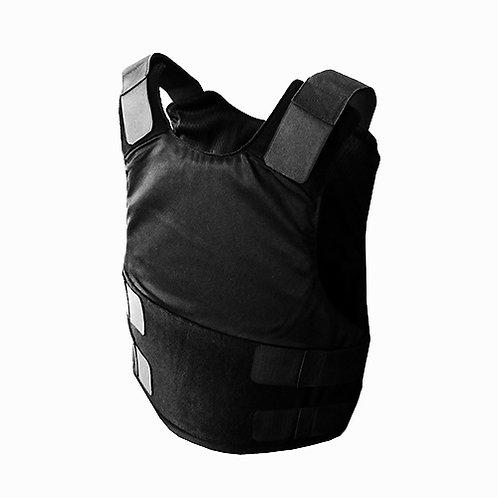 Kevlar Black Concealable Bulletproof Vest