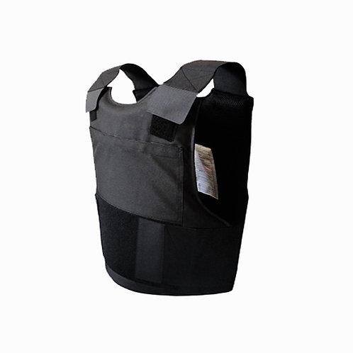 Gen 2 Black UHMWPE Stabproof + Bulletproof Vest SPV05