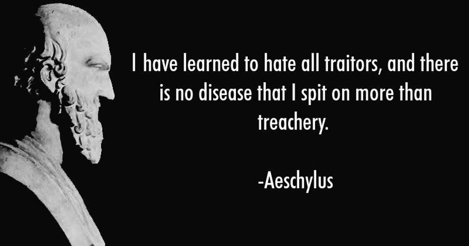 aeschylus-quote-i-have-learned-to-hate-a
