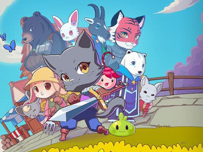 Kitaria Fables - Review