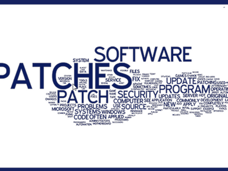 Patching COACH Checklist