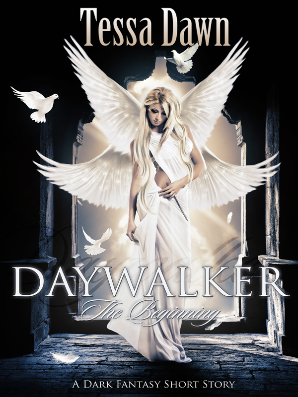 Daywalker 2015 Cover Art (KOBO)