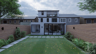 Rear Extension Project
