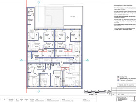 4 Attached House Development - Bow