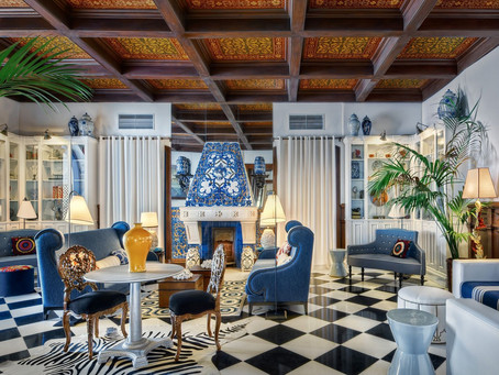 Eclectic Interior Design : An Unconventional Combination of Styles