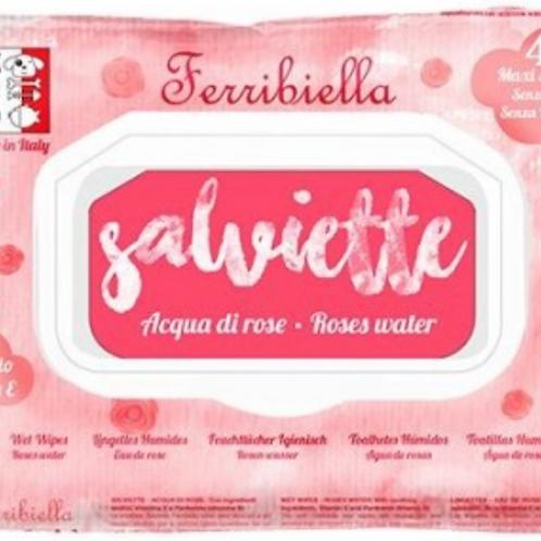 Ferribiella Toalhitas Água De Rosas