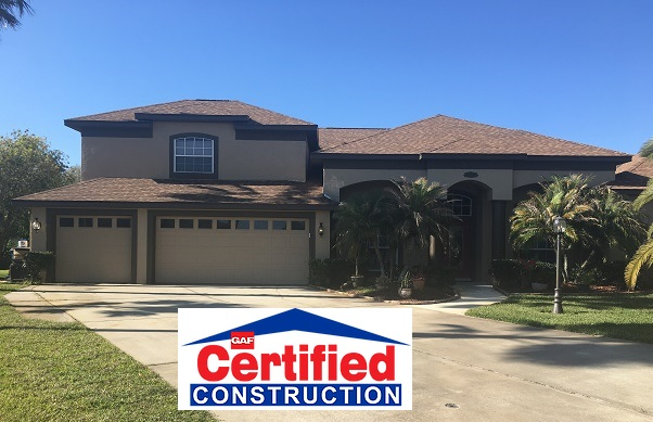 Certified Construction Roofing