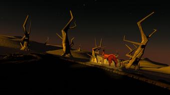 Spotting at Night