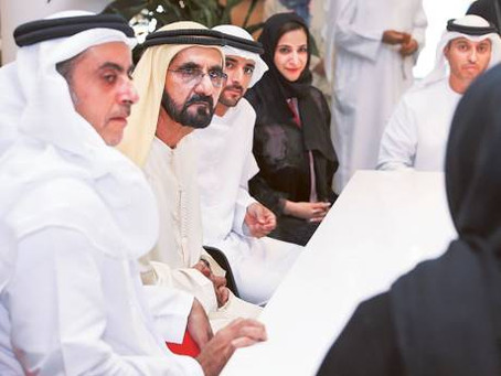 UAE Launches First Government Accelerators.