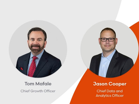 Paradigm Specialty Care appoints Tom Mafale and Jason Cooper to Executive Team.