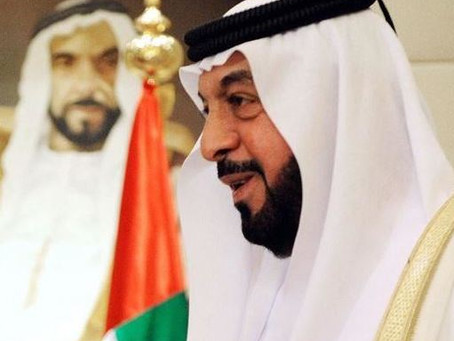 UAE National Day - Looking to the future with optimism is the Emirati way,' says President Khalifa.