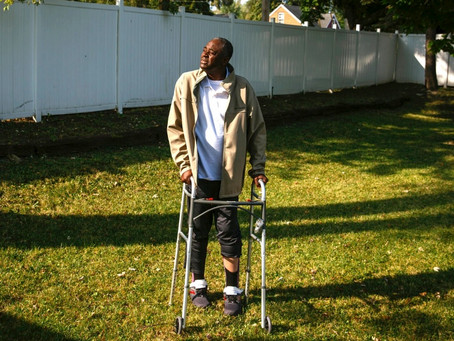 After a Hospital Stay for COVID-19, Patients May Face Months of Rehabilitation.