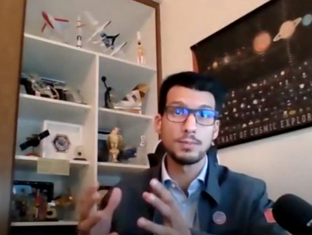 Talal Al Kaissi and Abdulla Wasel, discuss artificial intelligence, space exploration and more.