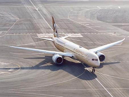 Etihad Airways rolls out pre-flight Covid-19 document validation globally.