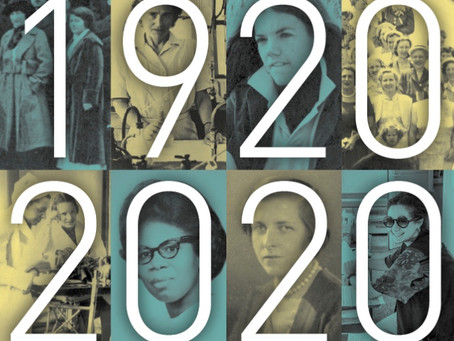 Profiles of Women in Medicine 1920 -2020. One century, bracketed by two global pandemics.