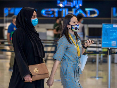Tourists can now travel to the UAE.