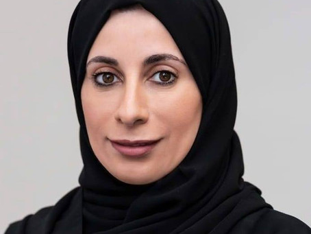 Arab Woman Awards UAE 2020 Honors Dr. Farida Al Hosani for Healthcare Leadership in UAE.