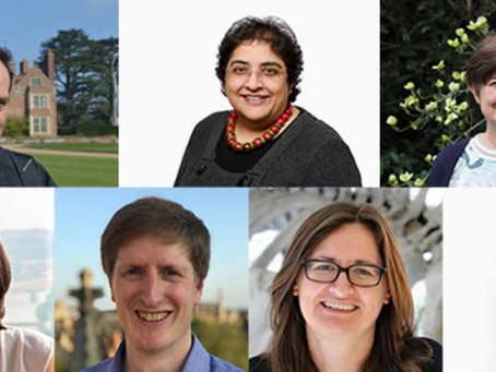 Royal Society elects University of Cambridge scientists as new Fellows.