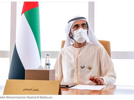 Dubai ruler looking to 'catapult Dubai's economy to new heights.