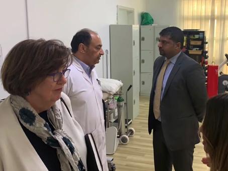 TIRR Memorial Hermann Rehabilitation Hospital in UAE.