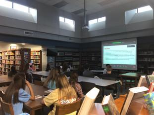 Virtual handbook assembly held for all grades