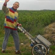 - 120 km Sans un sous en hiver à pied 2008
