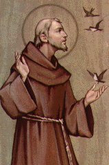 St François N° 1 patron des pauvres