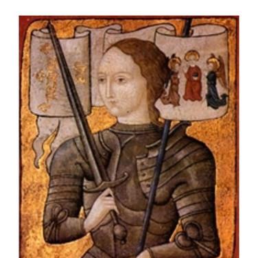 Jeanne D'Arc N° 1 sauve la France