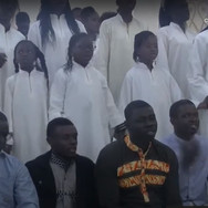 Notre Père chorale au Sénégal