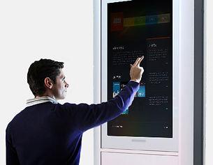 Táctiles, interactividad, TouchScreen