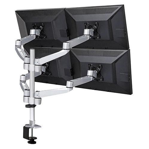 Soporte para cuatro monitores (Swing Arm)