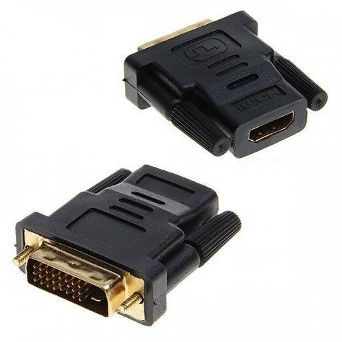 CONVERTIDOR  DVI M a HDMI H