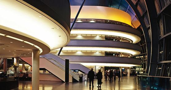 Iluminación LED oficinas, FOcos LED, LED flat light