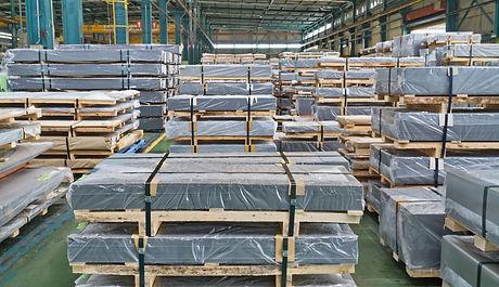 Shear Steel sheet, Plate metal strap in