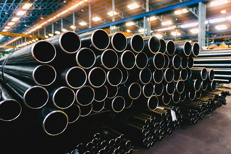 high quality Galvanized steel pipe or Al