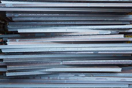 Industry steel, Stack of product steel,