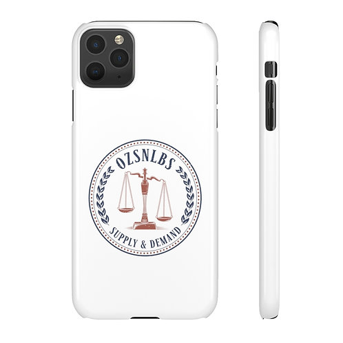 Phone snap cases