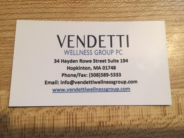 Vendetti Wellness Group